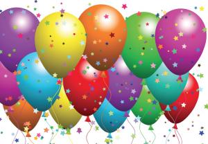 Plaatje van balonnen
