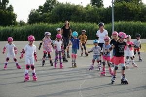 Inline-skate trainingen voor de jeugd gaat weer beginnen