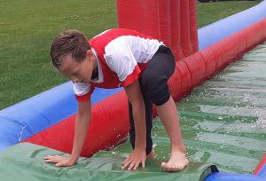 Schaatssportdag STG jeugd van 4 juli