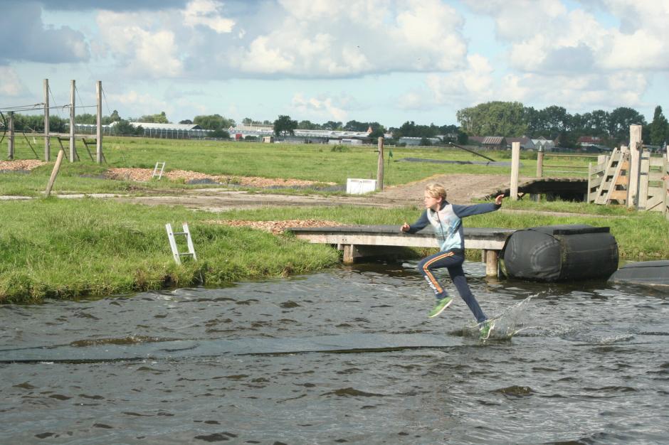 Poldersporten voor de jeugd op 11-07-2020