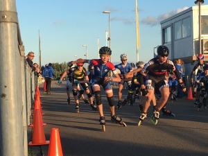 Jan van der Hoorn Inline Skate Competitie wedstrijd 10-07-2020