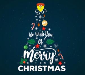 Fijne Kerstdagen en de beste wensen voor 2021