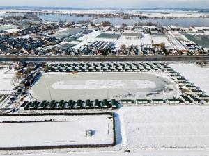 Landijsbaan vanuit de lucht - 10-02-2021